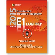 E1  ICC Residential Electrical Inspector Exam  Practice Questions Workbook 2015