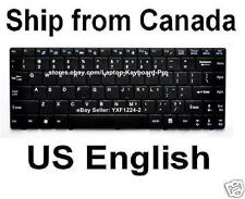 MSI X320 X340 X300 X400 L2300 U210 L2300 Keyboard - US English