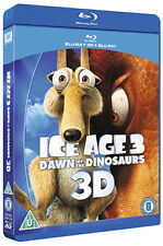 ICE AGE 3 3D - BLU-RAY - REGION B UK