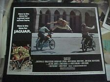 JAGUAR LIVES, nr mint orig LCS (Joe Lewis, Barbara Bach, Christopher Lee]