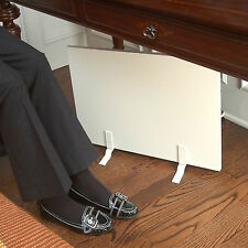 Small Office Space Heater Flat Panel Under Desk or Wall Mount Energy Saving Heat