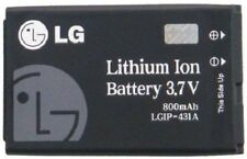 NEW ORIGINAL LG  LGIP-431A BATTERY 800MAH FOR AX155