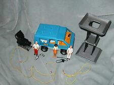 Fisher Price Adventure People And Their TV Action Team Set Complete 1977