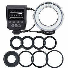MeiKe LED Macro Ring Flash Light FC100 For Canon Rebel XTi XS T3i T2i T1i XSi XT