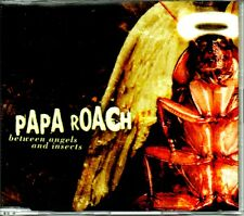 PAPA ROACH - BETWEEN ANGELS & INSECTS - RARE PROMO CD SINGLE - MINT