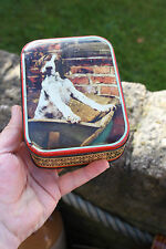 Vintage Toffee / Confectionary Tin – English Pointer Dog – Great! -