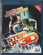 STEP UP 3D (2010) BLU-RAY - EX NOLEGGIO