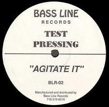 BODY MOODS - Agitate It (Club Mix, Brian Tappert, Jazz-N-Groove Rmxs) - Bassline