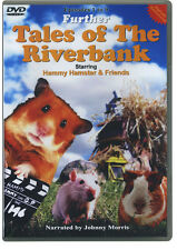 Further Tales of the Riverbank vol 1 children's tv Hammy Hamster Johnny Morris