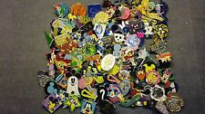 DISNEY PINS 25 DIFFERENT PINS MIXED LOT FAST USA SELLER