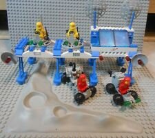 LEGO ® spaziale 6930 supply stazione personaggio & org. recipe Space Classic