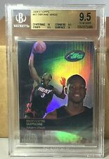 2003 ETOPPS #47 DWYANE WADE BGS 9.5 GEM MINT MIAMI HEAT ROOKIE CARD