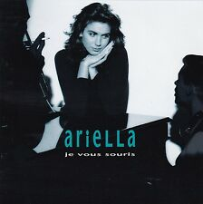 Ariella - Je vous souris (CD, 1992, BMG, RARE/OOP) Germany, Complete