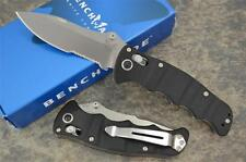 Benchmade 484S Nakamura Axis Lock Knife w/ M390 Blade& G10 Handles