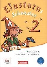 EINSTERNS SCHWESTER - SPRACHE UND LESEN 2. SCHULJAHR. THEMENHEFT 3. LEIHMATERIAL
