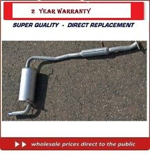 MAZDA MX5 1.6 1.8 1989-1994 REAR BACK  EXHAUST BOX   UK OR JAP IMPORT