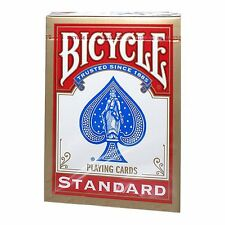 Bicycle - Poker deck - #808 rider back Rot Poker Spielkarten