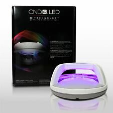 CND LED LAMP Cures Shellac & Brisa 100% ORIGINAL GENUINE Curing Light Nail Dryer