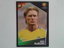 PANINI EURO 2004 - N.186 MJALLBY - SVERIGE