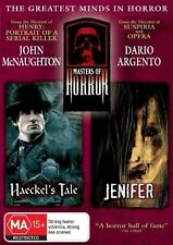 Masters Of Horror - Haeckel's Tale / Jenifer (DVD, 2006)