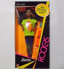 Barbie and the Rockers Dee Dee 1st Issue AA Doll Vintage Rock Star 1985 NRFB