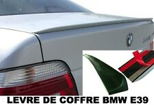 BMW E39 5 SERIE 520d 530d 540i 535i TRUNK LIP SPOILER REAR BOOT SPORT STYLE M M5