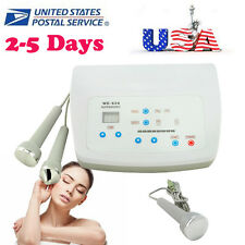 Ultrasound Facial Body Skin Massager Pain Therapy Ultrasonic Machine beauty care