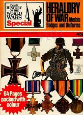 The HERALDRY of WAR - MEDALS BARGES and UNIFORMS - Pheobus History of World Wars