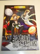 Great Expectations by Charles Dickens Manga Classics Paperback   9781927925317