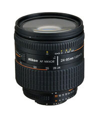 Nikon 24-85mm F2.8-4D IF AF Nikkor zoom Lens Fedex Free to USA 2-3day