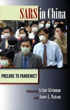 SARS in China: Prelude to Pandemic?, , Very Good Book