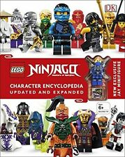 **NEW** - LEGO Ninjago Character Encyclopedia Updated Edition (HB) - 0241232481