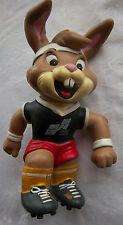 ORIG. mascota em Alemania 1988-Berni // 20 cm!!! goma especial Edition