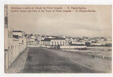 Alfandega & Parte de Cidade de Ponta Delgada S Miguel Acores Portugal  148a