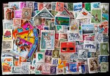 200 All Different World wide Mixed Postage Stamps, Large & Small