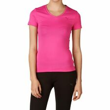 nike ladies pink cool cell t-shirt top - size 12 - aerobics gym yoga running