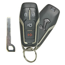 New In Bag Factory Oem Remote Cobra Logo Smart Prox Intelligent Ford Key Keyless