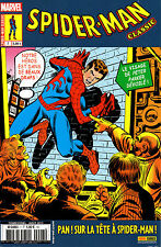 MARVEL SPIDER-MAN CLASSIC panini COMICS aout 2013 Tome 7