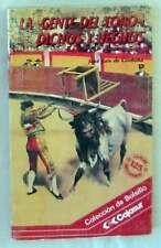LA GENTE DEL TORO: DICHOS Y HECHOS - JOSÉ LUIS DE CORDOBA - CAJASUR 1989 - VER