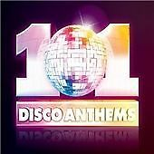101 Disco Anthems Songs (5 CD Box Set) Michael Jackson 5, Prince etc (70s Music)