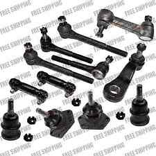 Front Steering Rebuild Kit Part Tie Rods Ball Joint For Classic Truck Chevy/Gmc