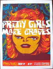 PRETTY GIRLS MAKE GRAVES 2007 TODD SLATER limited edition print #95 JACK KIRBY
