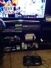 Sega CD System Console Model II Design w/Power Supply, TESTED (with console)