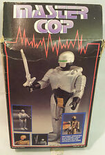 """ROBOCOP : ELECTRONIC MASTER COP 5.5"""" BOXED GOLD FIGURE OUR REF: 06115-1"""