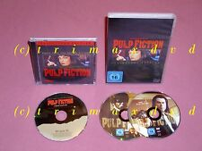 DVD _ Pulp Fiction & Soundtrack-CD (Collector's Edition) _ sehr guter Zustand
