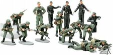 Tamiya 32512 1/48 WWII German Infantry Set Model Kit