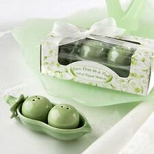 100 Two Peas In A Pod Salt And Pepper Shaker - Perfect For Wedding And Shower