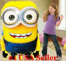 Huge 36x26in Minions Despicable Me Balloon Party Decorations FREE SHIPPING