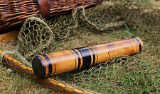 VINTAGE STYLE BAMBOO FLOAT TUBE - ANGLING - FISHING 003