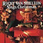 "RICKY VAN SHELTON ""Sings Christmas"" Ray Price  CASSETTE"